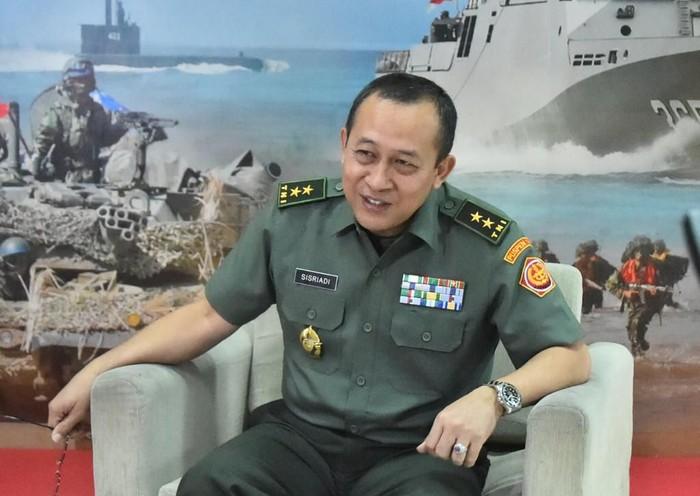 Kepala Pusat Penerangan (Kapuspen) TNI Mayjen Sisriadi. (Dok Mabes TNI)