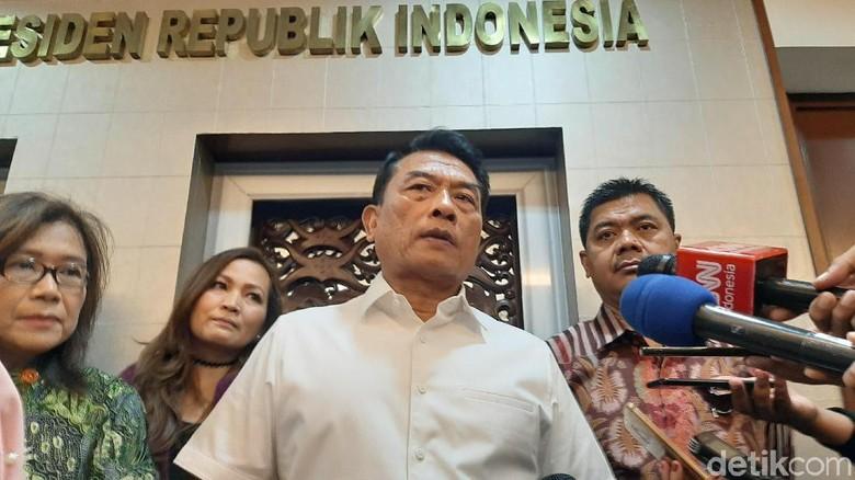 Moeldoko Tak Setuju TNI Disebut Kecolongan soal Enzo Allie