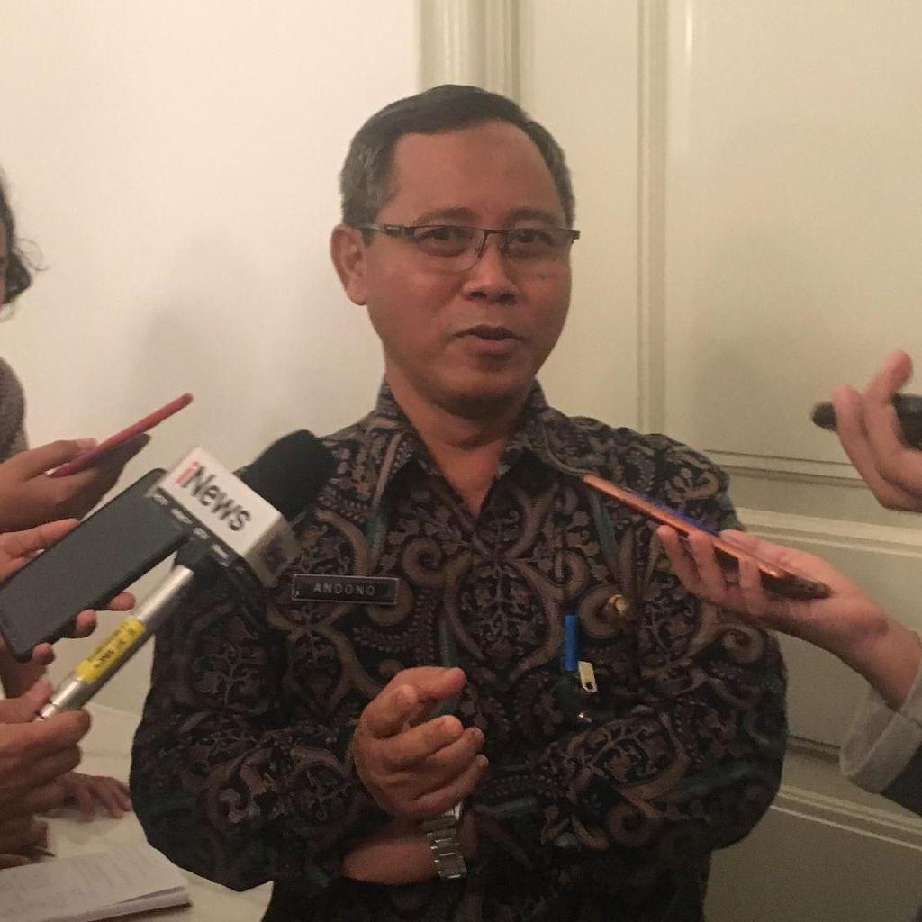 Dinas LH DKI Siapkan 500 Petugas Kebersihan Saat Pelantikan Jokowi