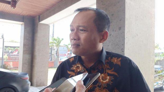 Dirkrimsus Polda Bali Kombes Yuliar Kus Nugroho mengatakan saat ini Harijanto sudah ditahan di Rutan Polda Bali.