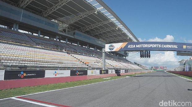 Meski Ditinggal F1, Korea International Circuit Tetap Bergeliat