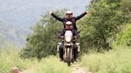 Cerita Darius usai Geber Motor ke Pegunungan Himalaya