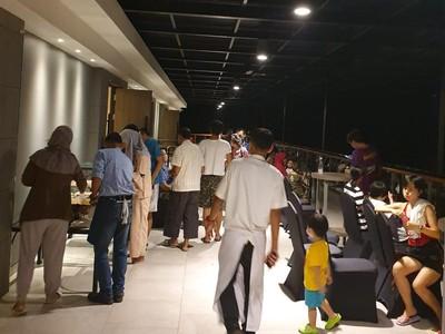 Waspada Tsunami, Tamu Hotel di Anyer Sempat Naik ke Lantai Tertinggi