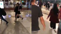 Kepanikan di Terminal 3 Bandara Soekarno Hatta Saat Gempa M 7,4