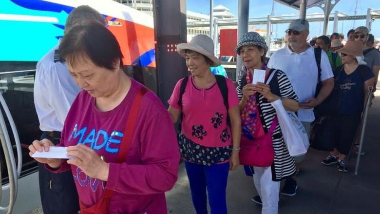 China Larang Warganya di Beberapa Kota Kunjungi Taiwan