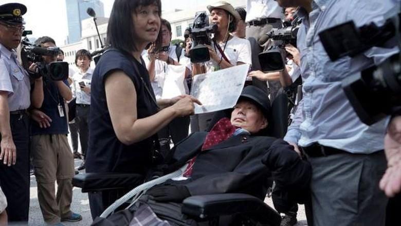 Dua Penyandang Disabilitas Jadi Anggota Parlemen Jepang