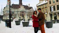 Sean dan Anna menghabiskan natal bersama (CNN)