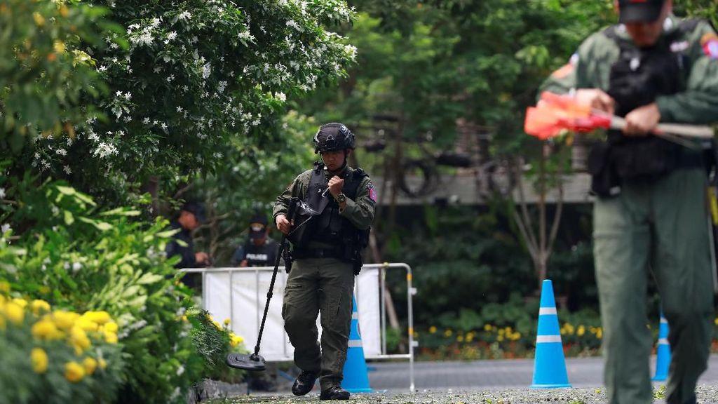 Bom yang Belum Meledak Ditemukan di Bangkok, Sisa Serangan Pekan Lalu