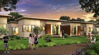 Vila di Tanjung Lesung Jadi Investasi Prospektif