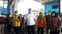 Bekasi Uji Coba Pembangkit Listrik Tenaga Sampah TPA Sumur Batu