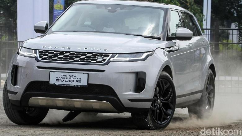 Range Rover Evoque Foto: Rifkianto Nugroho