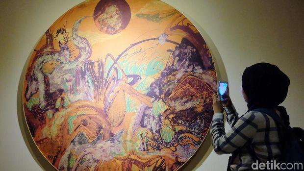 Pameran Seni Rupa Koleksi Nasional Jadi Eksibisi Terpenting di 2019