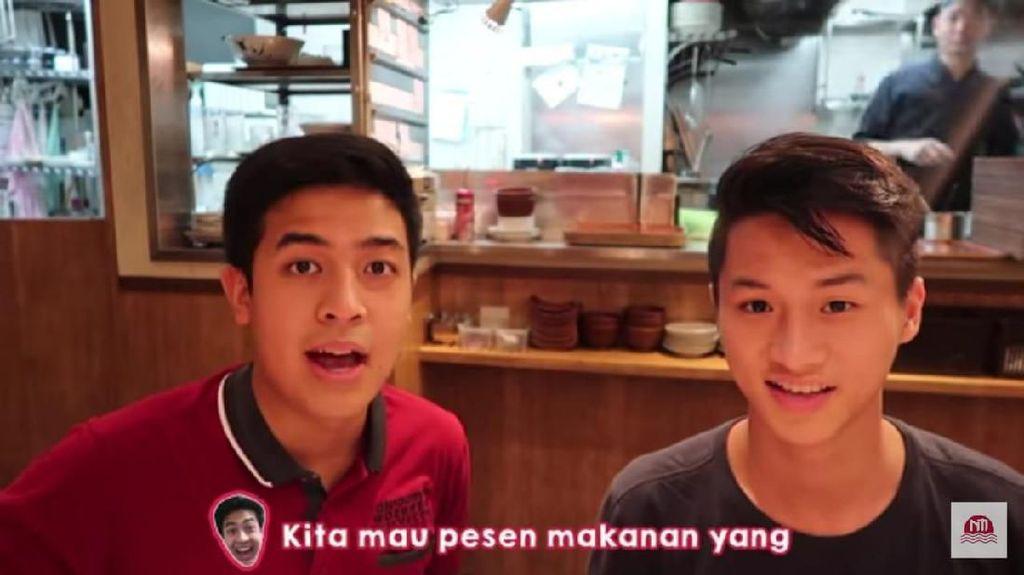 Begini Nih Cara Benar Pesan Makanan di Resto Jepang ala YouTuber