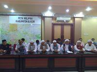 Diskusi di Polres Bogor