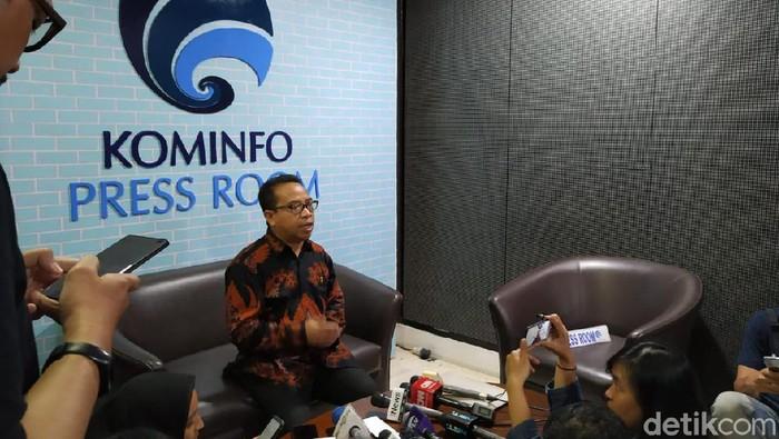 Jawab Usulan Pihak Kimi Hime, Kominfo Siap Diskusi Bareng. (Foto: Agus Tri Haryanto/detikINET)
