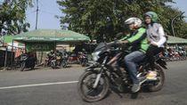 Tahu Nggak, Ada Shelter Ojek Online Lho di Bekasi