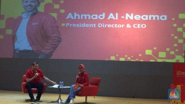 CEO Baru Indosat: Konsolodisi Tunggu Kepastian Regulasi