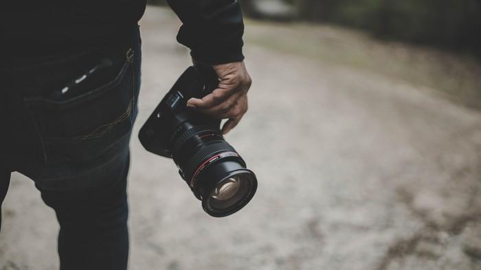 fotografer kamera