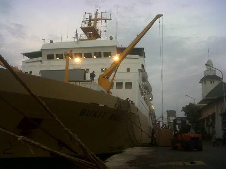 5.000 Butir Ekstasi Diamankan dari Kapal KM Bukit Raya