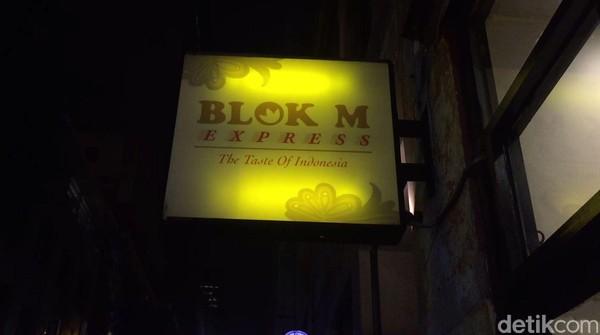 Traveler bisa menemukan beragam restoran di Melbourn. Mulai dari restoran Turki, Brasil, hingga restoran Indonesia. (Rahmayoga/detikcom)