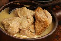 Resep opor ayam pedas.