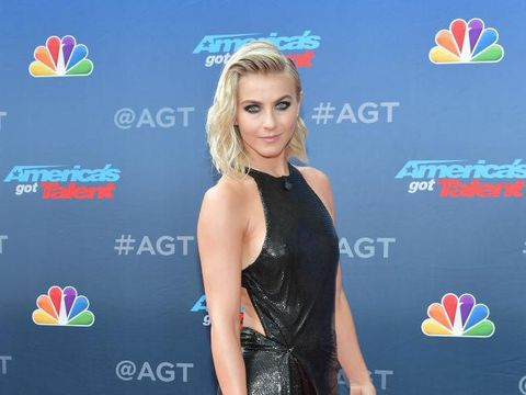 NEW YORK, NEW YORK - MAY 13: Julianne Hough attends the People & Entertainment Weekly 2019 Upfronts at Union Park on May 13, 2019 in New York City. (Photo by Nicholas Hunt/Getty Images)