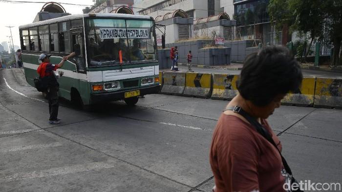 Polusi udara di kota besar berdampak juga pada kehamilan (Foto: Grandyos Zafna)