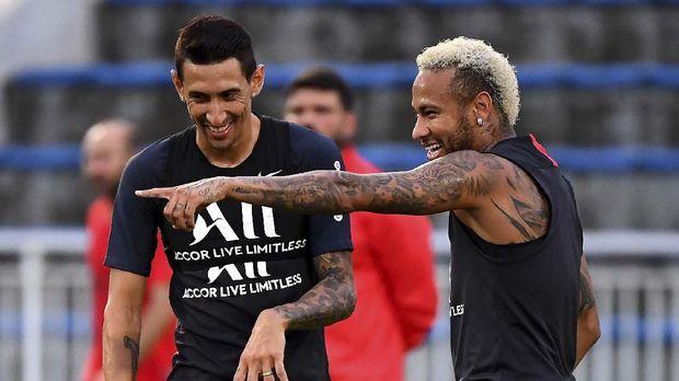 Neymar berhasrat kembali bermain untuk Barcelona.