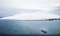 British Antarctic Survey mendatangi Pulau Bouvet (British Antarctic Survey)