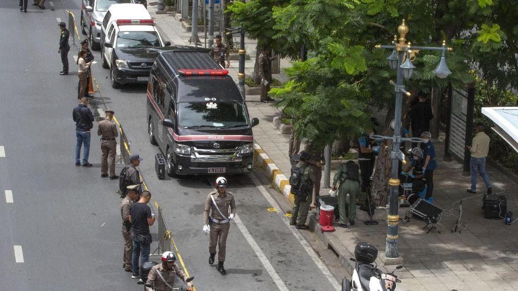 Thailand Buru Lebih dari 10 Tersangka Terkait Rentetan Ledakan Bom