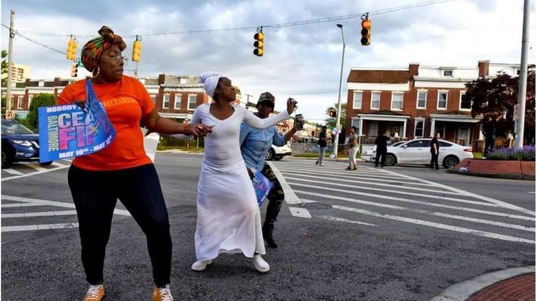 Baltimore, Kota di Amerika Serikat yang Melawan Trump