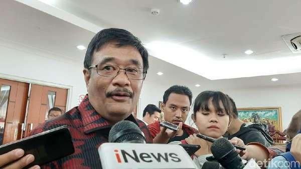 Djarot Anggap Kehadiran Prabowo Simbol Pertarungan Pilpres Sudah Usai