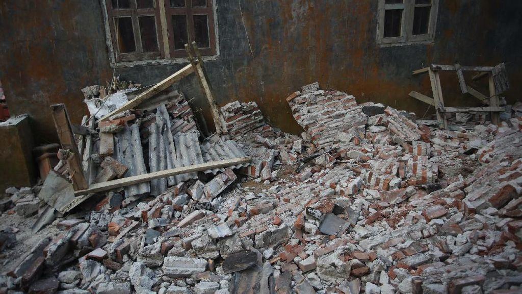 Total Korban Tewas Gempa Banten Jadi 6 Orang