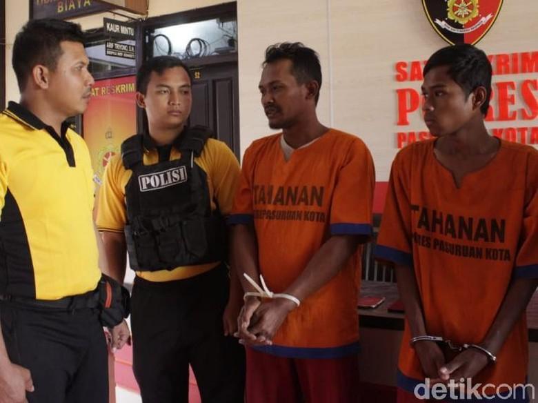 Pencurian Rumah Kosong Modus Naik Atap Marak di Pasuruan