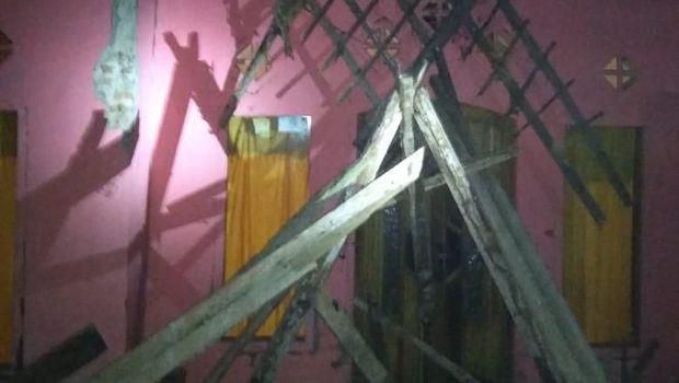 Dampak Gempa Banten, 42 Rumah di Mandalawangi Pandeglang Rusak