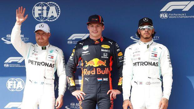 Verstappen Cetak Sejarah Baru di F1