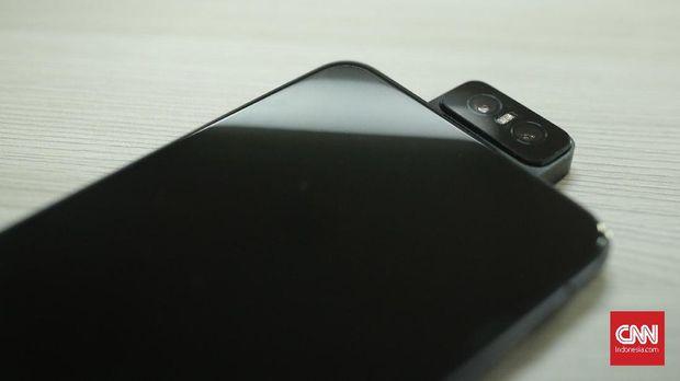 Asus Zenfone 6: Mekanisme Kamera Elegan, Hasil Foto Biasa Saj