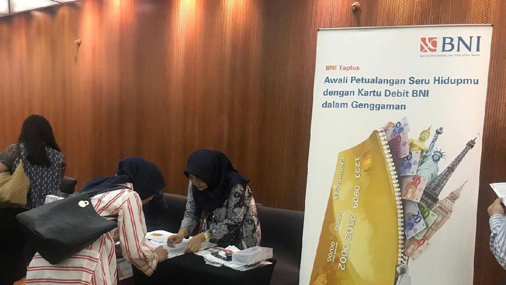 BNI Permudah Transaksi Perbankan Mahasiswa Indonesia di Luar Negeri