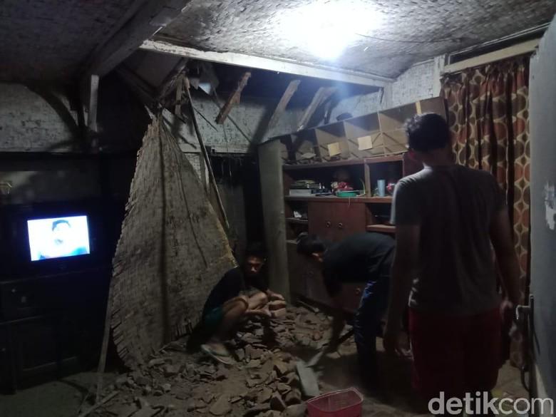Gempa Banten Merusak 10 Rumah di Bandung Raya