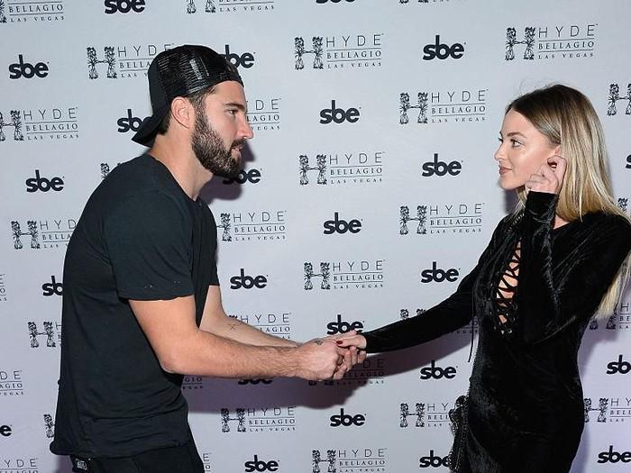 Brody Jenner dan Kaitlynn Carter.  (Foto: Getty Images)