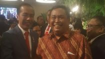 Poyuono Bertemu Jokowi di Kondangan, Ngaku Disapa Teman dari Solo
