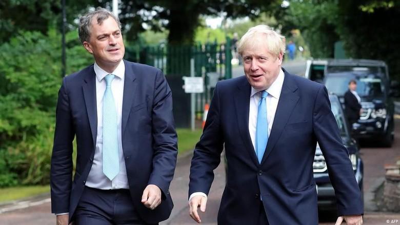 Pukulan Pertama bagi PM Baru Inggris Boris Johnson
