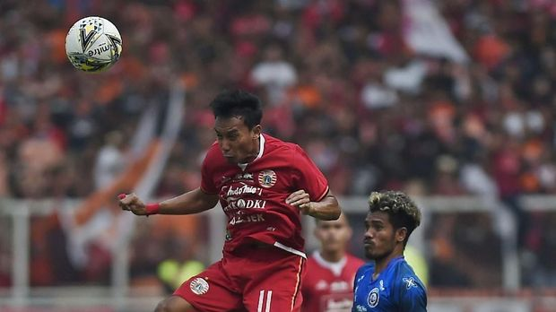 Hasil Liga 1 2019: Persija Kalahkan Kalteng Putra 3-0
