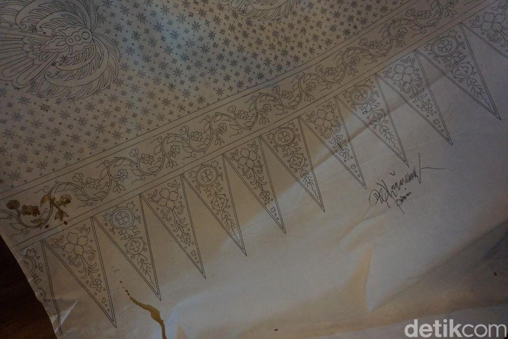 Batik Garuda Nusantara