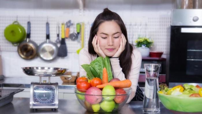 Ilustrasi Buah dan Sayur
