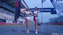 Para Pemanis di Korea International Circuit