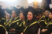 Wisuda President University: Penting, Jaga Integritas & Buat Perubahan