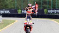 MotoGP Republik Ceko: Marc Marquez Tanpa Ampun di Brno