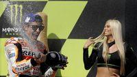 Dua Rekor Baru Marquez dari MotoGP Republik Ceko