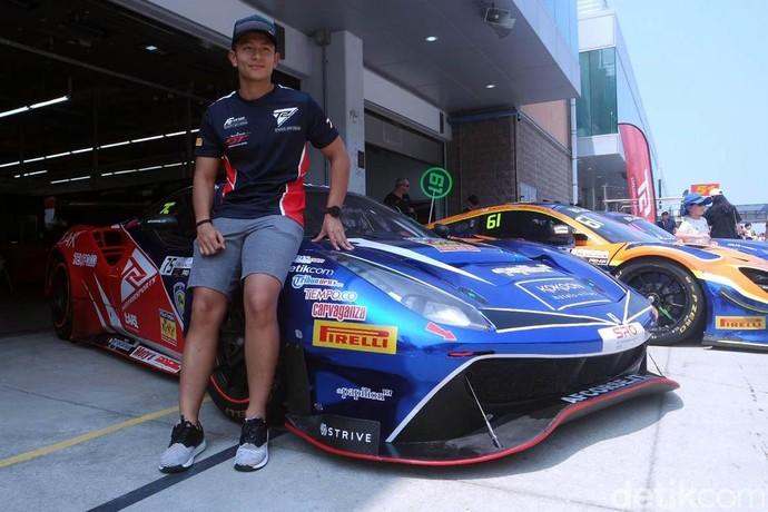 Rio Haryanto Selesaikan Race Kedua di Korsel